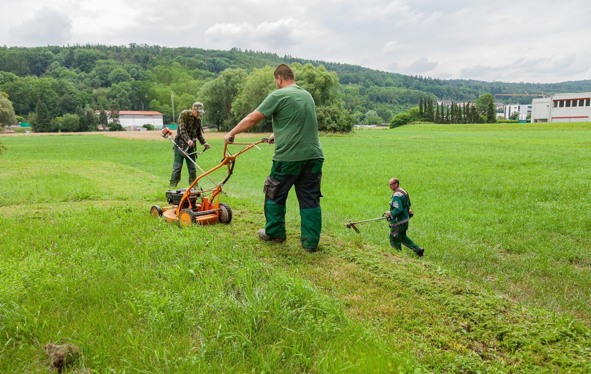 Garten-und Landschaftspflege